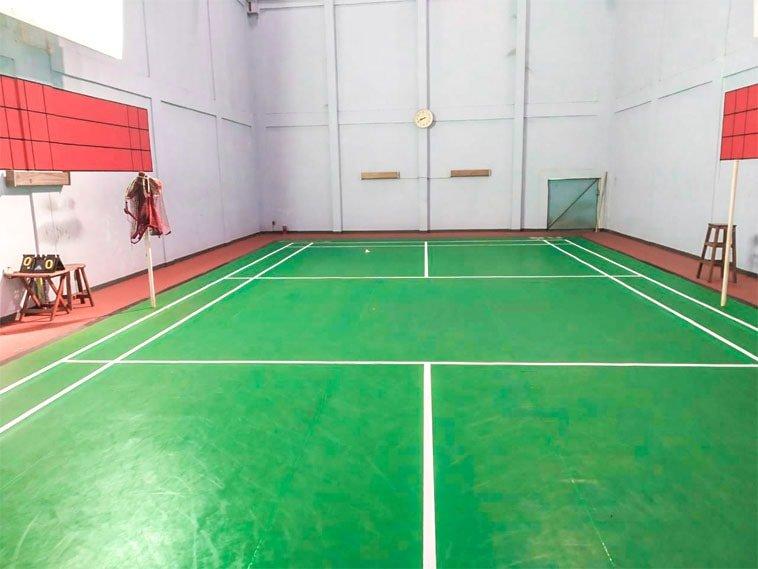 Rincian Anggaran Biaya Pembuatan Lapangan Badminton Outdoor / Indoor
