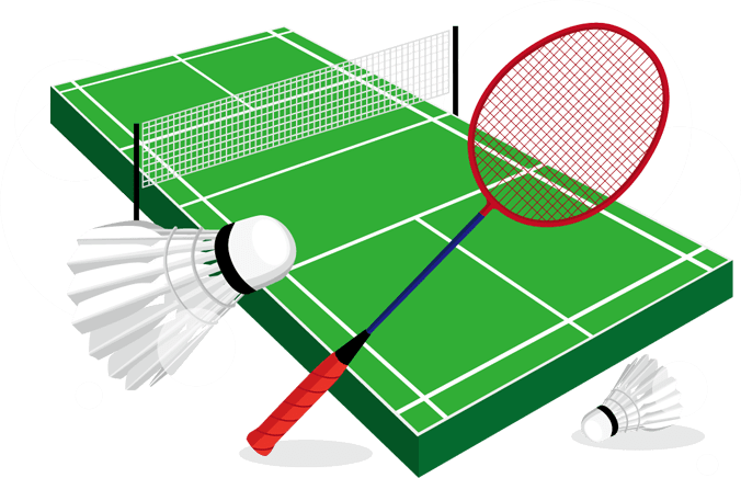 harga lapangan badminton