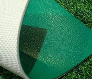 harga karpet lapangan badminton flypower