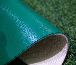 vinyl lichee karpet lapangan badminton