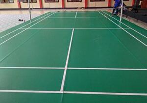 jual karpet lapangan badminton
