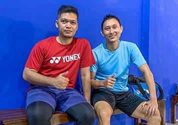 soni dwi kuncoro - jasa pembuatan lapangan badminton