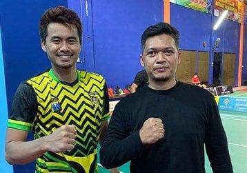 tantowi ahmad - jual karpet lapangan badminton
