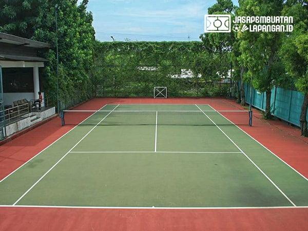 biaya pembuatan lapangan tenis